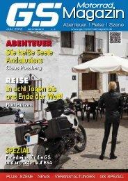 GS Motorrad Magazin 02/2012 (Heft 2)