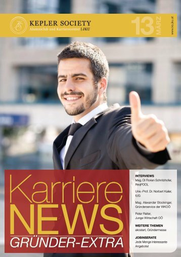Karriere News 03/2013