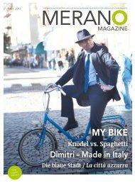 Merano Magazine 01 2013