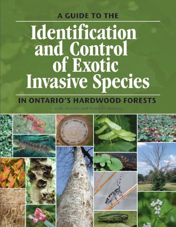 Identification and Control of Exotic Invasive Species