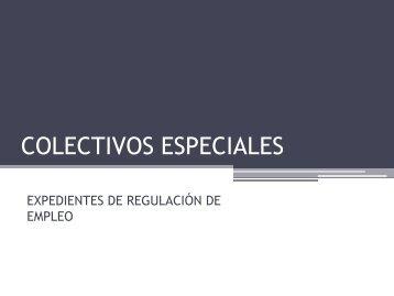 COLECTIVOS ESPECIALES