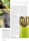 Medizin aus Moos - bioss - Albert-Ludwigs-Universität Freiburg - Seite 2