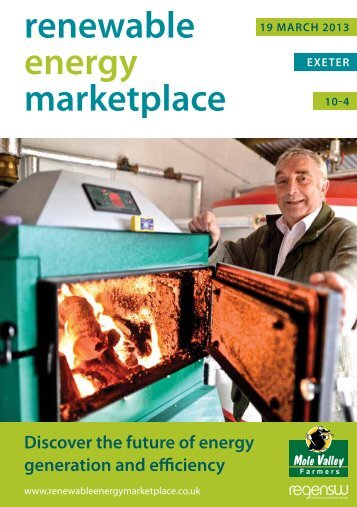 renewable energy marketplace