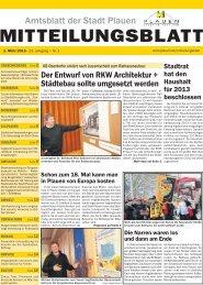 Download Mitteilungsblatt (*.pdf, 10624 KB) - Stadt Plauen