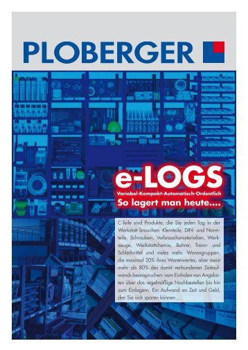 e-LOGS - Ploberger