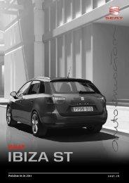 IbIza ST SEAT - J.H. Keller AG