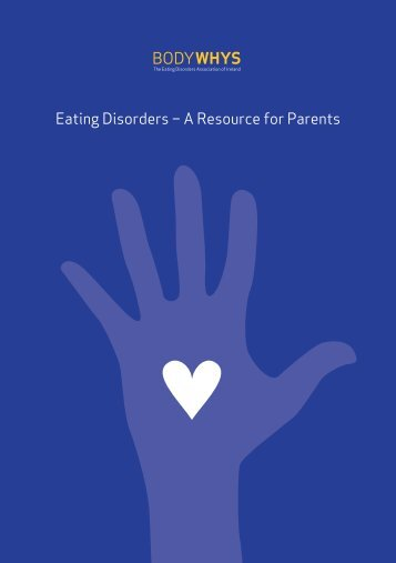 Eating Disorders – A Resource for Parents