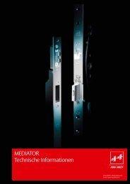 MEDIATOR Technische Informationen - PMP Krebs