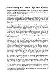 Freie Presse vom 11.12.2012 - Pockau