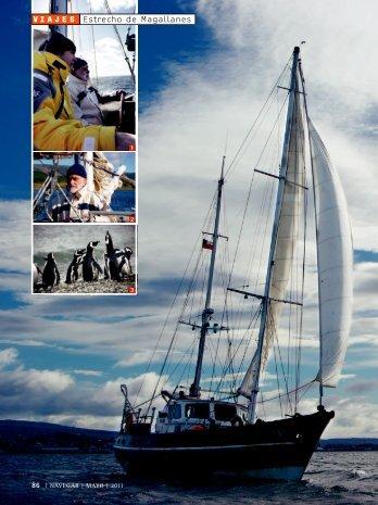 Revista Navegar (España), Mayo 2011 Texto