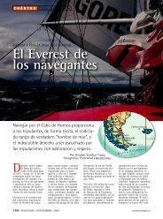 Revista Navegar (España) - Noviembre 2008 - N°218