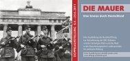DIE MAUER - Brandenburgische Landeszentrale für politische Bildung