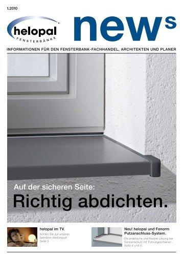 Butylpflaster Magazine