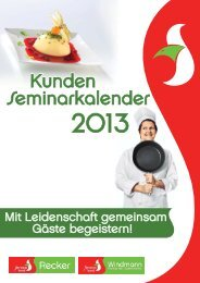 seminarkalender 2013.indd - Windmann