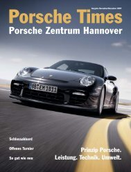 Ausgabe Nov/Dez 2007 - Porsche