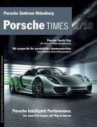 Porsche Zentrum Oldenburg