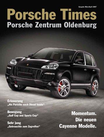 Porsche Times - Porsche Zentrum Oldenburg