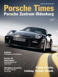 Porsche Times - Porsche Zentrum Oldenburg
