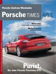 Ausgabe 4/11 - Porsche