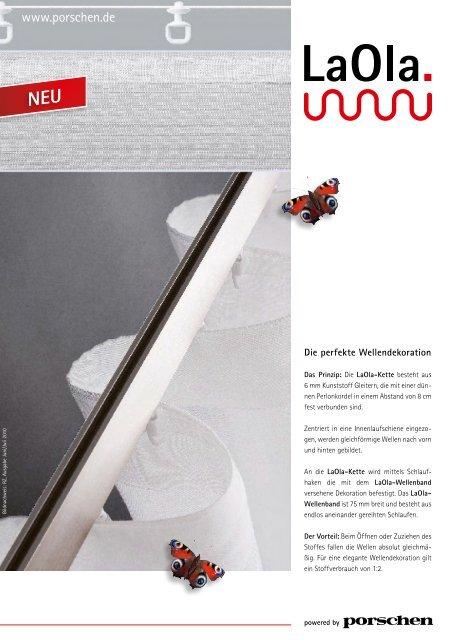 Laola Aktionsblatt Mit Kurzbeschreibung Porschen