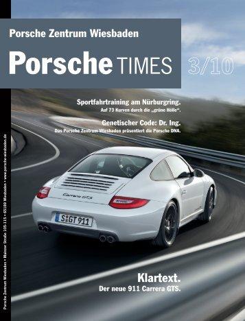 Ausgabe 3/10 - Porsche