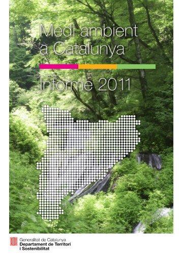 Medi ambient a Catalunya Informe 2011