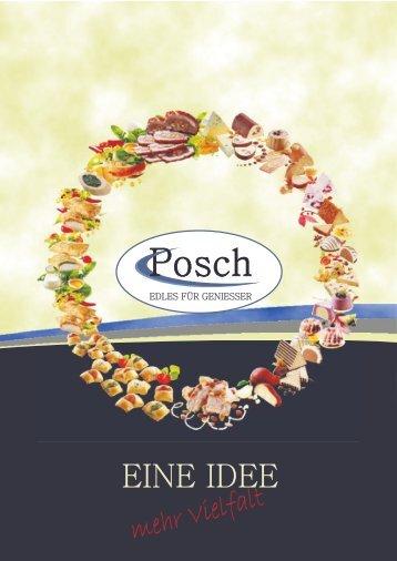 EINE IDEE - Posch-gmbh.de
