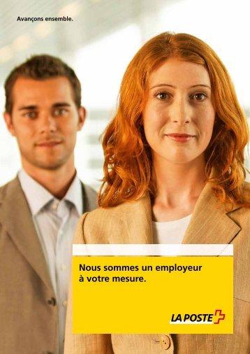 Brochure employeurLe lien est ouvert dans une