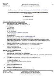 D-Bad Belzig: Behandlung und Beseitigung ungefährlicher Siedlungs