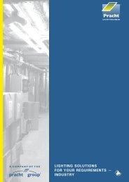 industry - Alfred Pracht Lichttechnik GmbH