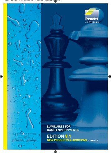 The luminaire Resistent - Alfred Pracht Lichttechnik GmbH