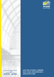 architecture - Alfred Pracht Lichttechnik GmbH