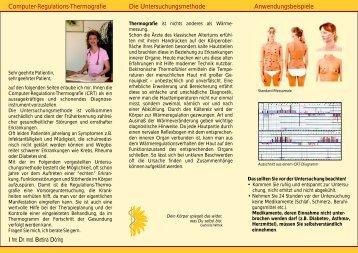 Download Patienteninformation Computer-Regulationsthermographie
