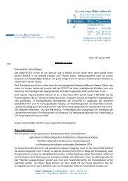 PET/CT in Köln - Dr. med. Jonas Müller-Hübenthal
