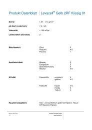 Levacell Gelb 2RF flüssig 01 - PRECHEL GmbH