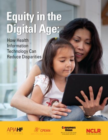 Equity in the Digital Age: