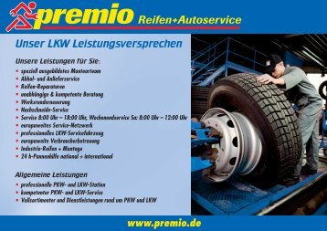 professionelle PKW- und LKW-Station • kompetenter PKW- und LKW ...