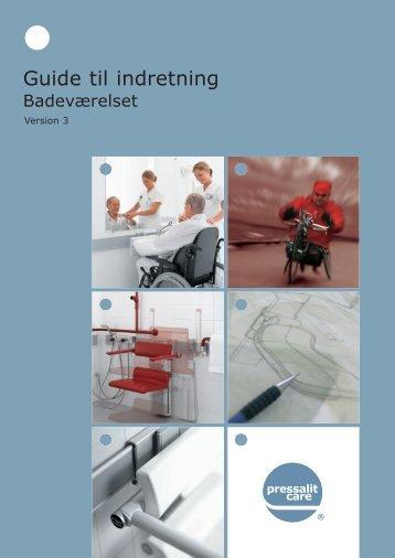 Guide til indretning - Pressalit A/S