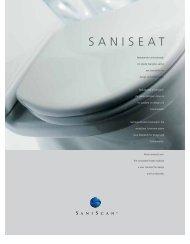 SANISEAT - Pressalit A/S