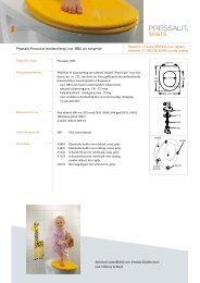 Informatie hier beschikbaar (PDF) - Pressalit A/S