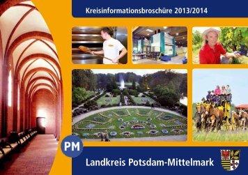 Landkreis Potsdam-Mittelmark - Dakapo Pressebüro