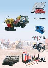 HDD-Zubehör PDF 3,1 MB - Prime Drilling GmbH