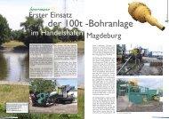 100t-Bohranlage - Prime Drilling GmbH