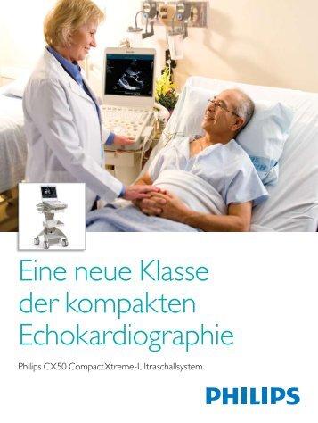 Eine neue Klasse der kompakten Echokardiographie