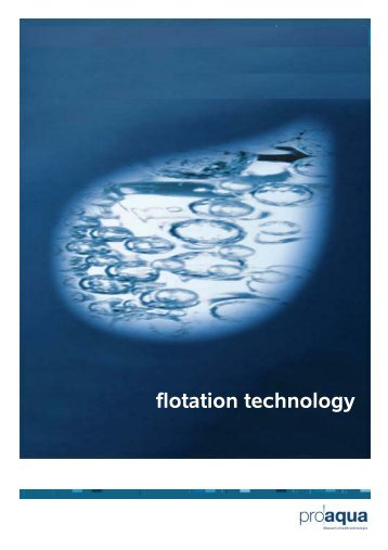 flotation technology - Proaqua Mainz