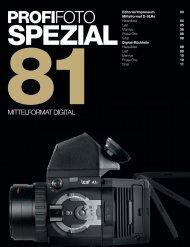 PF Spezial 81 - Profifoto