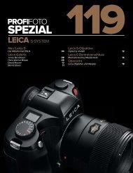 PF Spezial 119 - Profifoto