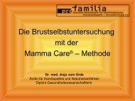 Dr. med. Anja vom Orde - Pro Familia
