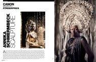 a n n ik a s c h m e r m b e c k - PROFIFOTO Magazin www.profifoto.de