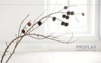 Herbst & Winter 2012 Autumn & Winter 2012 Herbst ... - Proflax